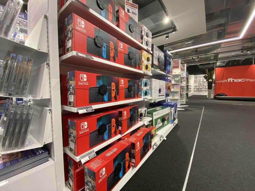 FNAC Chateauroux protection spiders
